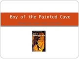 Boy of  the Painted Cave PP Definitions with Pictures