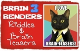 Brain Benders - Riddles and Brain Teasers 3