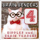 Brain Benders - Riddles and Brain Teasers 4