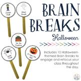 Brain Breaks: Halloween