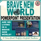 Brave New World Concepts Compared to Contemporary Society PP1