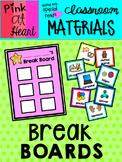 Break Boards - Management Tool (ASD)