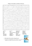 Bridge to Terabithia - Wordsearch Puzzle