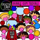 Bubble Gum Trouble {Creative Clips Digital Clipart}