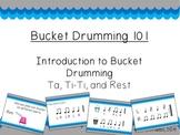 Bucket Drumming 101