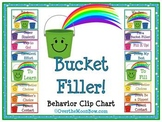 Bucket Filler! Themed Behavior Clip Chart