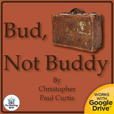 Bud, Not Buddy Novel Unit CD