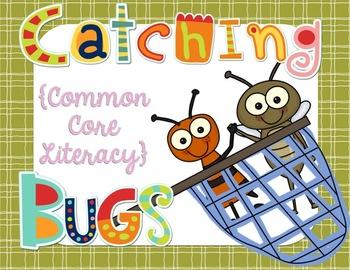Buggin' Common Core Literacy Games