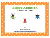 Buggy Addition - Common Core 1.OA.6