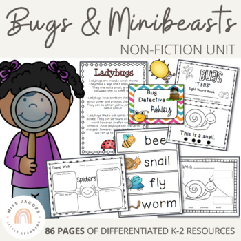Bugs, Insects and Minibeasts