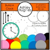 Build-A-Clock {Graphics for Commercial Use}