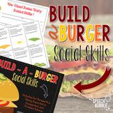 Build - a - Burger Social Skills