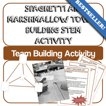 Build a Spaghetti and Marshmallow Tower (Science and Team