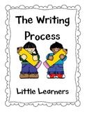 Build a Writing Process Pencil