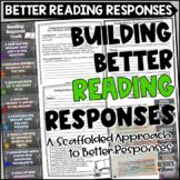 Building Better Reading Responses