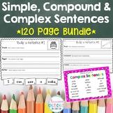 Building Better Sentences **BUNDLE**