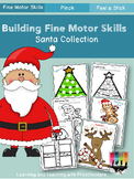 Building Fine Motor Skills Santa Collection