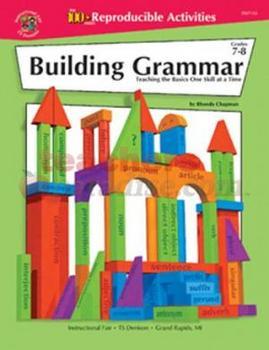 Building Grammar grades 7-8