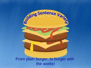 Building Sentence Variety