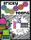 Tricky Teens - Hands On Practice with Teen Numbers