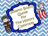 Bulletin Board- Quote