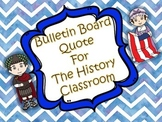 Bulletin Board- Quote