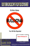 Bullying Poster For Schools