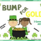 """Bump for Gold"" Addition and Multiplication Game!"