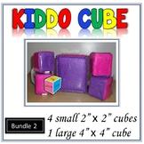 Bundle #2 Learning Cubes