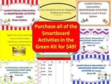 Bundle of Complete Set of Smartboard Activities for LLI Gr