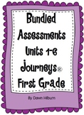 Bundled Assessments Units 1-6 Journeys® First Grade