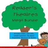 Bundled CCSS 2nd Grade Reader's Theatres Munsch, Bunting &