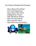 Buy a Car & House Bundled Unit