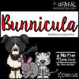 Bunnicula Novel Study and Gui