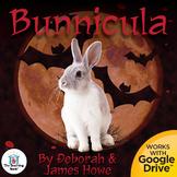 Bunnicula Novel Study