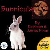 Bunnicula Novel Study Unit