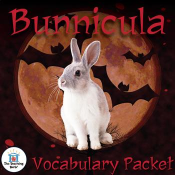 Bunnicula Vocabulary Packet