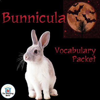 Bunnicula Vocabulary