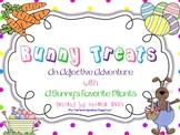 Bunny Treats: An Adjective Adventure with a Bunny's Favori