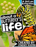 Butterflies {Close Reading Passages, Graphic Organizers, a