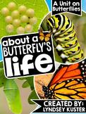Butterflies {A Complete Nonfiction Resource!}