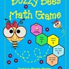 Buzzy Bee Math Game