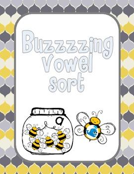 Buzzzzing Vowel Sort