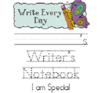 CA Treasures Start Smart Writers Notebook Presentation