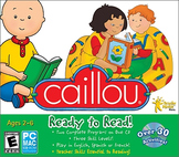 CAILLOU Ready to Read (Win/MAC)