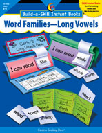 Build-a-Skill: Word Familes-Long Vowels