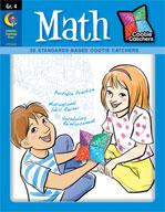 Cootie Catchers: Math (Grade 4)