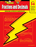 Power Practice: Fractions and Decimals