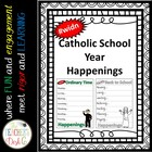 #WIDN Catholic School Year Happenings