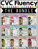 CVC Fluency BUNDLE (A GROWING BUNDLE)
